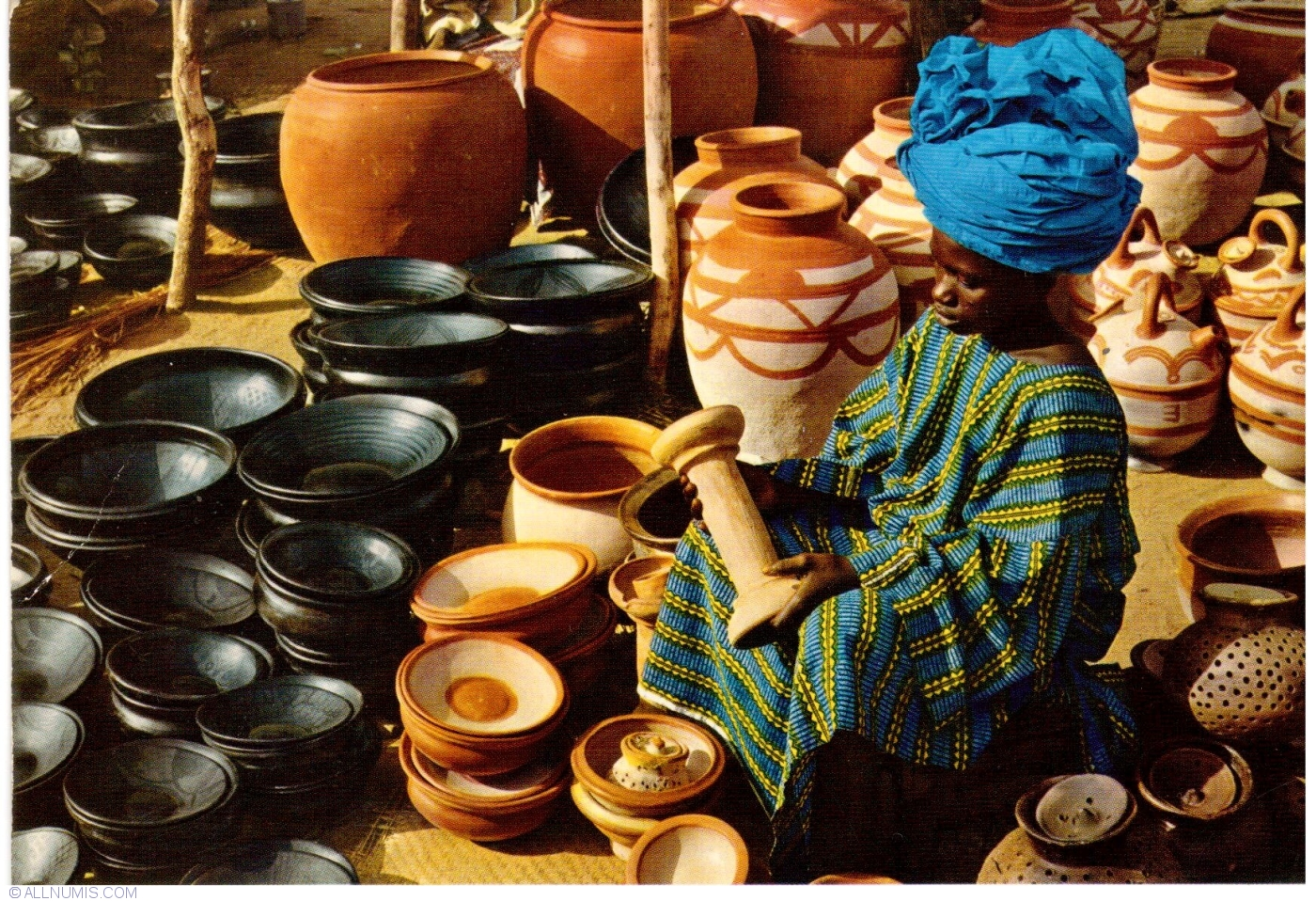 Wireless Internet Service Provider >> Ilorin: Home of Traditional Pottery - SwiftTalk Limited
