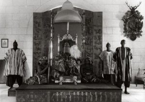 The Bravery of Orompoto - The first Female Alaafin of Oyo and the Nupe.